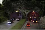 Tunnel durch die Alpen