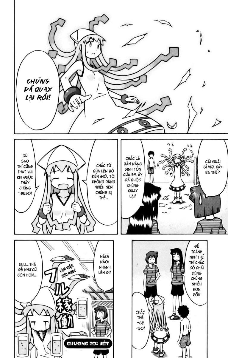 Shinryaku! Ika Musume Chap 23 - Truyen.Chap.VN