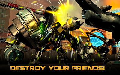 Hakitzu Elite: Robot Hackers v1.0.7.1 Apk + OBB Data 1