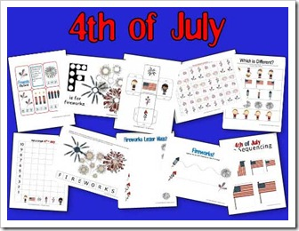 FREE 4th of July Educational P...