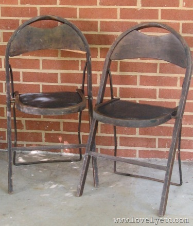 Attrayant Vintage Chairs