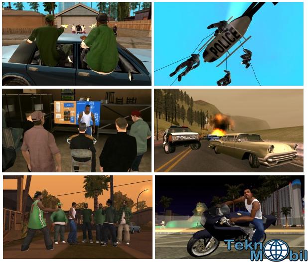 GTA San Andreas Full Apk