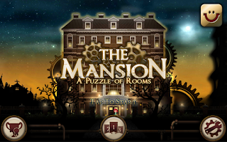 Screenshot of The Mansion: A Puzzle of Rooms