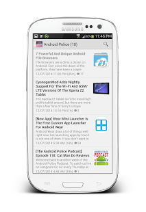 AP App for Android™- screenshot thumbnail