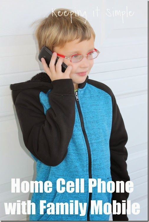 #ad Home-Cell-Phone-With-Family-Mobile #Thankful4Savings