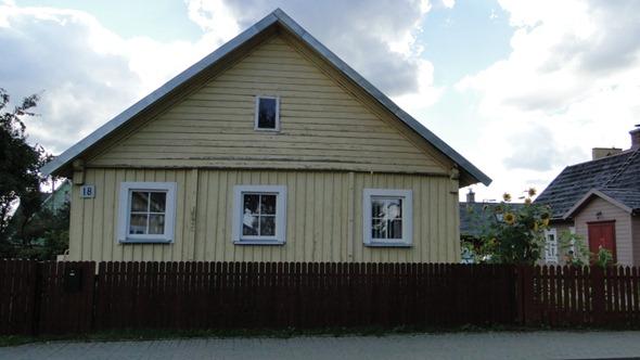 Casa caraíta em Trakai