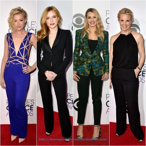 Peoples Choice Awards-pantalon
