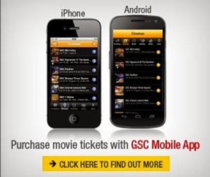 beli tiket gsc online