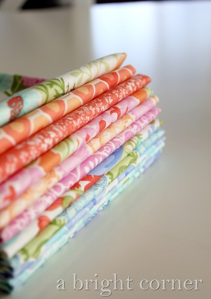 Honey Honey fat quarter stack