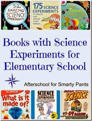 Books with Science Experiments for Elementary School