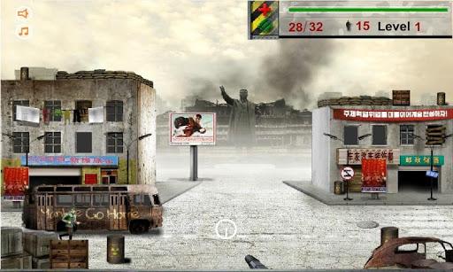 槍的射擊遊戲