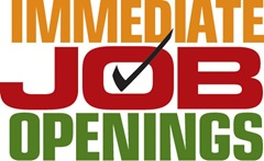 Immediate-Job-Openings