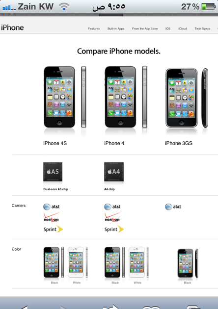 compare iphone models with note iphone 4s compare iphone models 1600