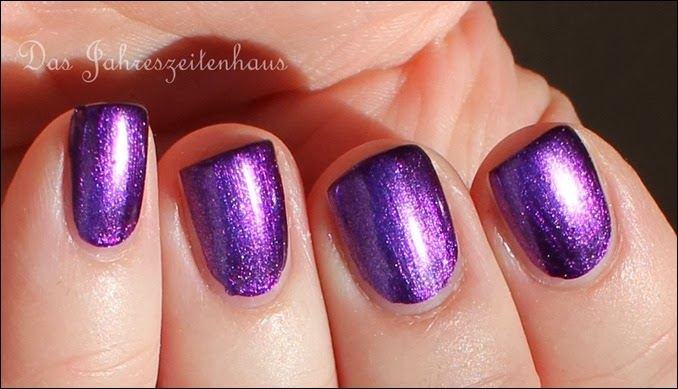 Violett Kleancolor Metallic Purple 5