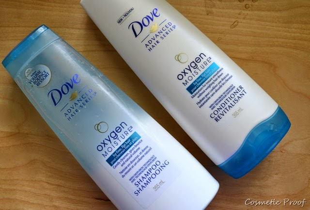 dove oxygen moisture shampoo conditioner
