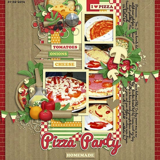 Digi Delights: Pizza Pizza! New Products & Freebie!