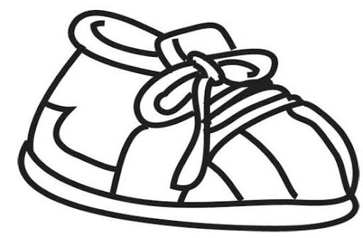 Para Dibujos Para Colorear Dibujos Zapatos Dibujar Eeohuq8pramends