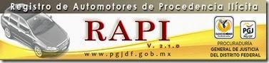 Rapi pgjdf consulta placas de carros rapido y gratis  Fiscalia General de Ciudad de Mexico