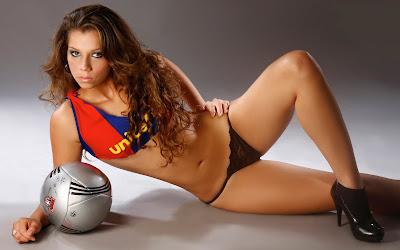 Resultado de imagem para chicas sexy bracelona fc