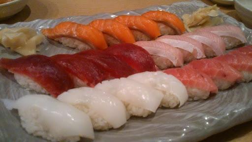 [写真]にぎり寿司