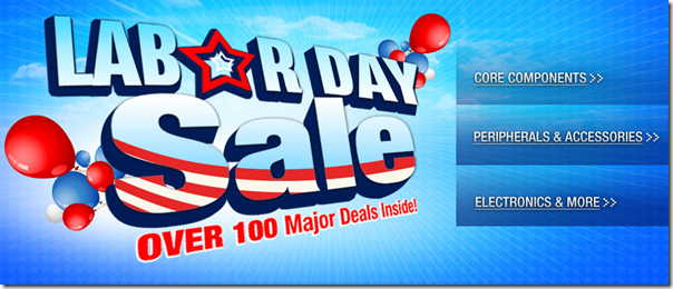 LABOR DAY SALE  Over 100 major deals inside