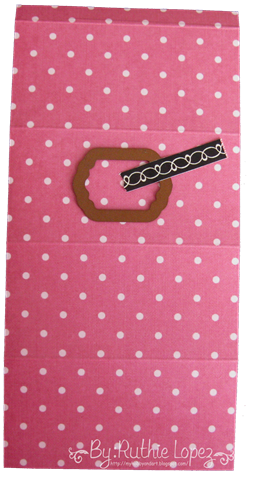 Kleenex Card Tutorial - Get well card - Inky Impressions - Ruthie Lopez  DT 2
