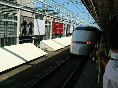 Transport Japonia: Shinkansen, trenul glont din Japonia