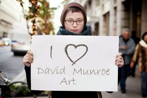 i love david munroe art