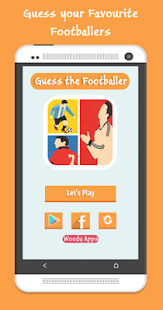 Guess the Footballer