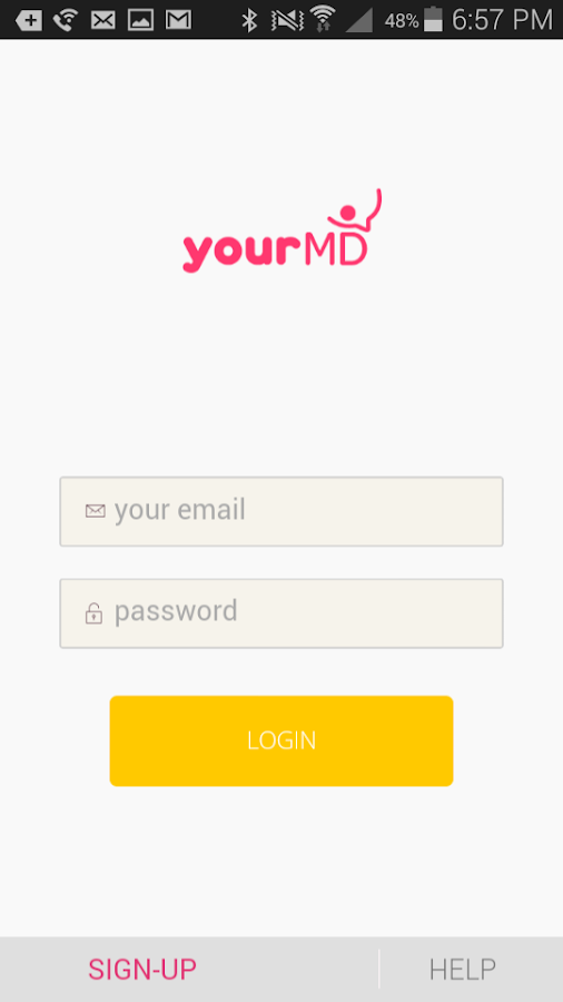 yourMD- screenshot