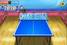 ウルトラマン卓球ピンポンマスター 無料スポーツゲームのおすすめ画像3