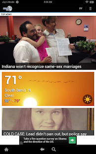 WSBT-TV News- screenshot thumbnail