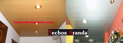 Techos aluminio Punta Umbria