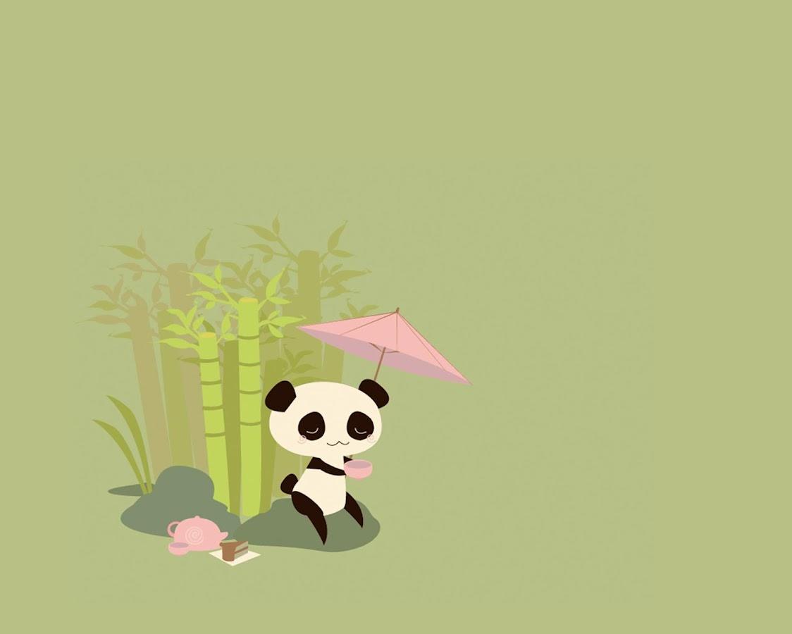 Gmail panda theme - Pandas Hd Wallpapers Screenshot