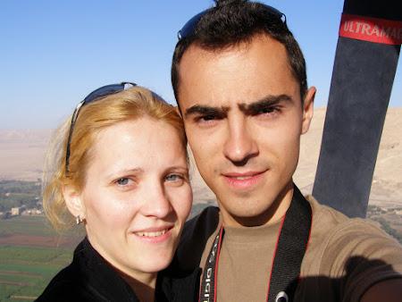 Balon peste Luxor