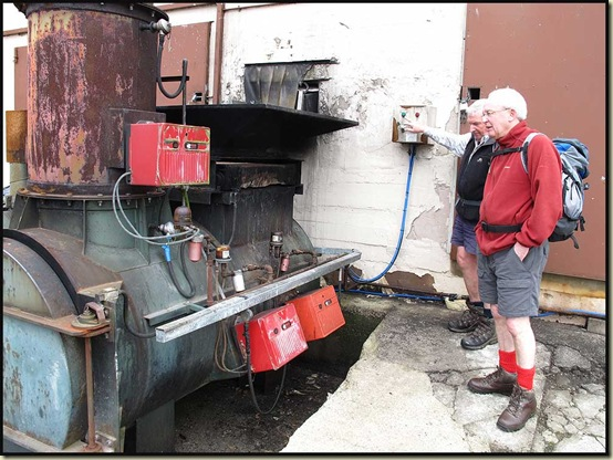Boiler men