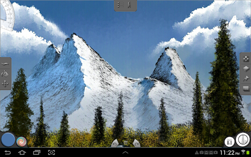 Infinite Painter (Galaxy Note) - screenshot thumbnail