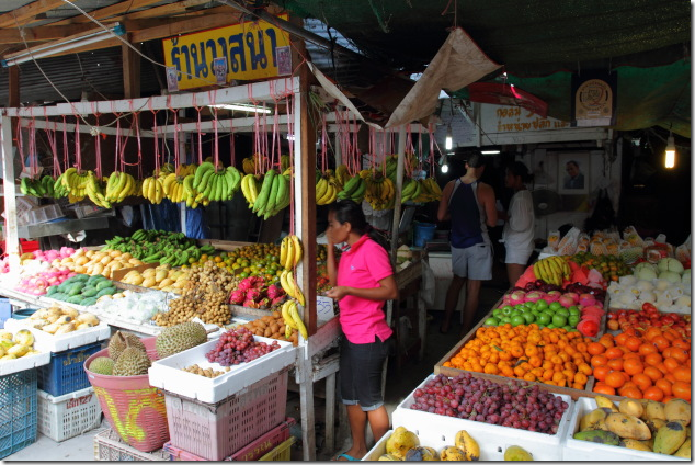 Fruits of Thailand