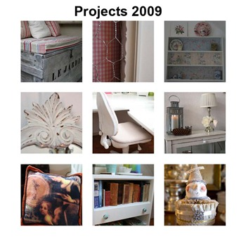 Top Projects 2009