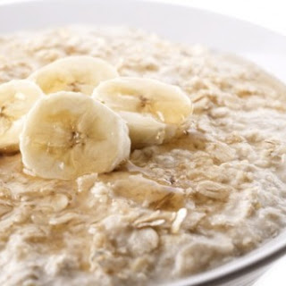 Hungry Girl's Growing Bowl of Oatmeal