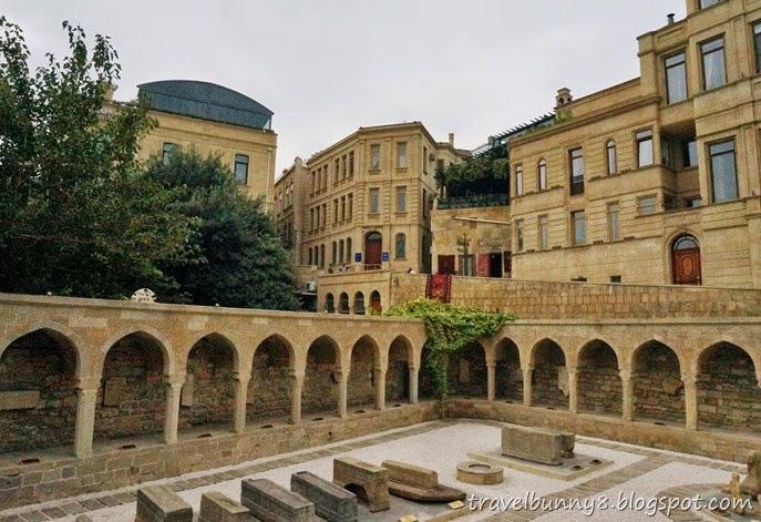 baku city azerbaijan