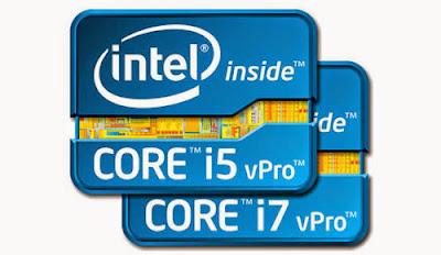 Processor Core vPro