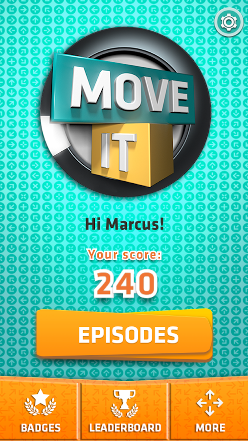 Move It- screenshot