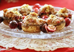cranberry_stuffed_mushrooms
