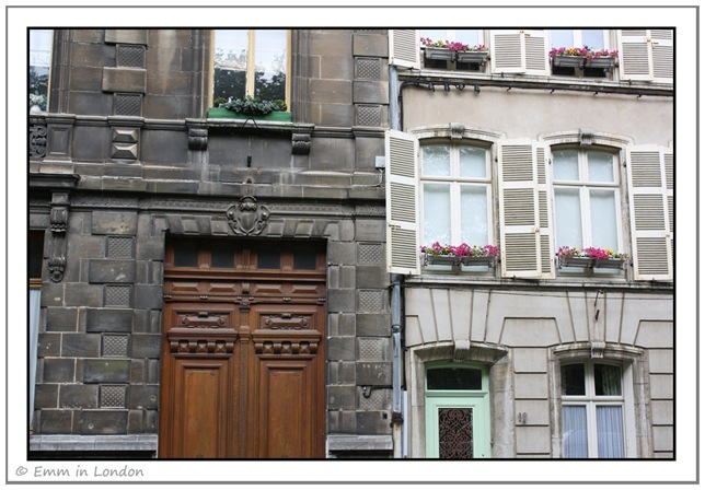 Windows and Doorways of Boulogne France 4