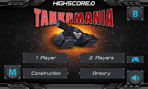 Tankomania: Tank wars - screenshot thumbnail