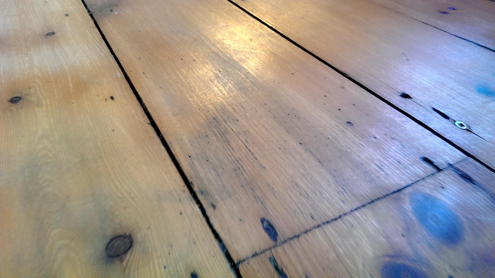 Nostalgiecat How To Whitewash Wooden Flooring
