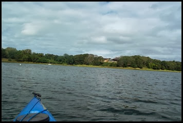 Kayaking Salt Pond & Nauset Marsh 171