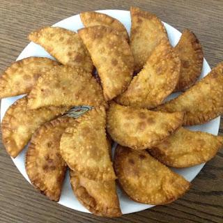 Tuna Patties – Empanadillas de Atún