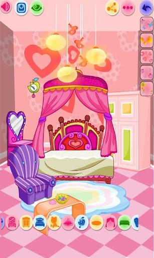 朵公主的臥室